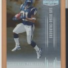 2005 Gridiron Gear Silver Holofoil  LaDainian Tomlinson Chargers /250