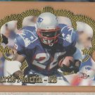 1995 Pacific Crown Royale Rookie Curtis Martin Patriots Jets RC
