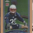 2009 Topps Chrome Rookie Patrick Chung Patriots RC