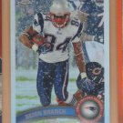 2011 Topps Chrome Refractor Deion Branch Patriots