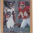 2000 Bowman Chrome By Selection Randy Moss Vikings