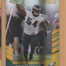 2007 Score Select Gold Zone Jeremiah Trotter Eagles /50