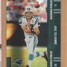 2005 Playoff Prestige Xtra Points Jake Delhomme Panthers /50