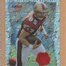 1997 Score Artist Proof Ted Popson 49ers