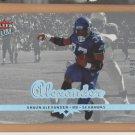 2006 Fleer Ultra Platinum Medallion Shaun Alexander Seahawks /99