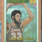 2002-03 Topps Chrome Refractor #7 Kareem Abdul Jabbar Lakers