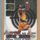 2000-01 Upper Deck Highlight Zone Kobe Bryant Lakers