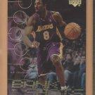2000-01 UD Reserve Bank Shots Kobe Bryant Lakers