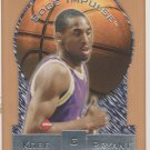 1997-98 Collector's Edge Impulse Die Cut Kobe Bryant Lakers