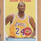2008-09 Topps 1958-59 Variations #24 Kobe Bryant Lakers