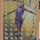 2000-01 Fleer Mystique Player of the Week Kobe Bryant Lakers