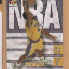 1999-00 UD HoloGrFx NBA 24-7 Kobe Bryant Lakers