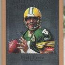 2004 Fleer Tradition Gridiron Tributes Brett Favre Packers