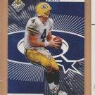 1998 UD Choice Starquest Blue Brett Favre Packers
