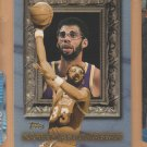 1998-99 Topps Classic Collection Kareem Abdul Jabbar Lakers