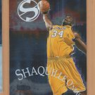 1999-00 Fleer Focus Soar Subjects Shaqulle O'Neal Lakers