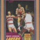 2000-01 Topps Chrome Reprints Magic Johnson #3 Lakers