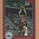 1996-97 Topps Finest Reprints Charles Barkley 76ers