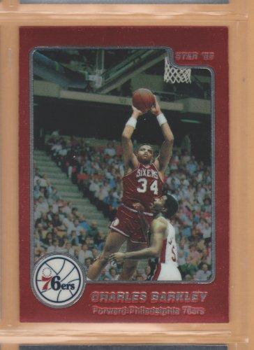 1996-97 Topps Finest Reprints Charles Barkley 76ers