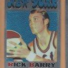 1996-97 Topps Finest Reprints Rick Barry Nets