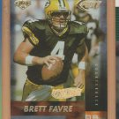 1999 CE Fury Gold Ingot Brett Favre Packers