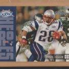 2005 Playoff Prestige Super Bowl Heroes Corey Dillon Patriots