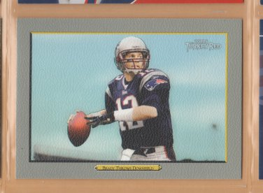 2006 Topps Turkey Red CL Tom Brady Patriots
