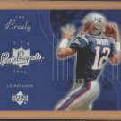 2003 UD Pros & Prospects SP Tom Brady Patriots