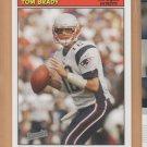 2005 Topps Bazooka Tom Brady Patriots