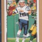 2007 Upper Deck Tom Brady Patriots