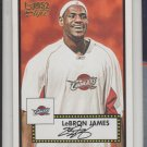 2005-06 Topps Style 1952 LeBron James Cavaliers
