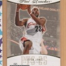 2007-08 Hot Prospects Stat Tracker LeBron James Cavaliers