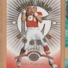 1997 Leaf Rookie Tony Gonzalez RC Chiefs Falcons