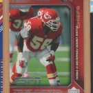 2005 UD ESPN This Day in Football HIstory Derrick Thomas Chiefs