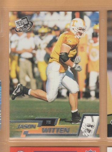 2003 Press Pass Rookie Jason Witten RC Cowboys