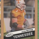 2003 Sage Hit Rookie Jason Witten RC Cowboys