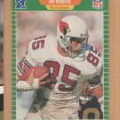 1989 Pro Set Rookie Jay Novacek RC Cowboys Cardinals