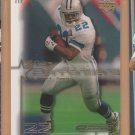 2000 UD Ovations Star Performers Emmitt Smith Cowboys