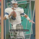 1998 Skybox Thunder Boss Troy Aikman Cowboys