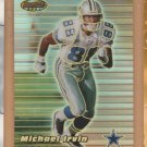 1999 Bowmans Best Refractor Michael Irvin Cowboys /400
