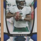 2009 Leaf Certified Mirror Blue Donovan McNabb Eagles /100