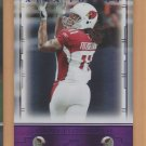 2008 Playoff Prestige Xtra Points Purple Larry Fitzgerald Cardinals /50