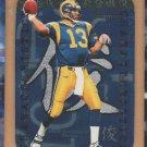 2000 Skybox Dominion Characteristics Kurt Warner Rams