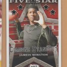 2015 Sage Hit Five Star Rookie #150 Jameis Winston Buccaneers RC