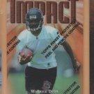 1997 Finest Rookie Warrick Dunn Buccaneers RC
