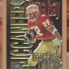 1997 Skybox Impact Super Boss Warrick Dunn Buccaneers RC