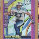 2000 Topps Chrome Own the Game Refractor Eddie George Titans