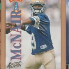 1995 Action Packed Rookie Steve McNair Oilers Titans RC