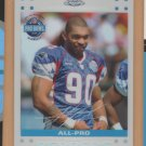 2007 Topps Chrome White Refractor Julius Peppers Panthers /869