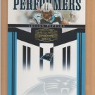 2006 Gridiron Gear Performers Gold Julius Peppers Panthers  /500
